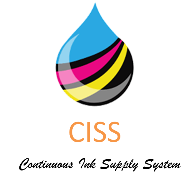 Continuous Ink Supply System Universal 4color Ciss Kit With
